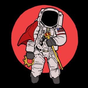 astrobotany astronaut king