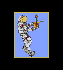 astrobotanist astrobotany in frame