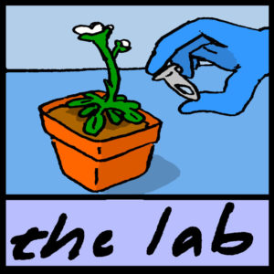 astrobotany the lab