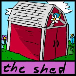 astrobotany the shed