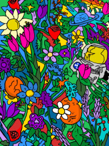 background astrobotany all for you