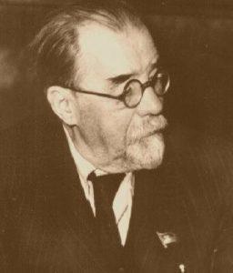 Gavriil Adrianovich Tikhov astrobotany