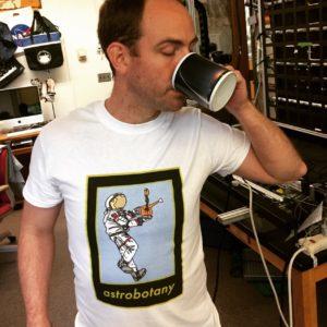 Richard Barker astrobotany