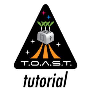 toast database tutorial logo astrobotany